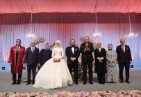 Ulaştırma ve Altyapı Bakanı - Cumhurbaşkanı Erdoğan, Bakan Turhan'ın Oğlunun Nikah Şahidi Oldu