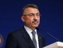 ZEYTIN DALı - Cumhurbaşkanı Yardımcısı Oktay: Libyalı kardeşlerimizden talep gelmesi halinde gereğini değerlendirmeye hazırız