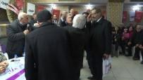 İLÇE KONGRESİ - Elazığ'da CHP Kongresinde Yumruklu Kavga