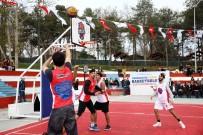 TEVFIK GÖKSU - Esenler'de '33 Sokak Basketbolu Turnuvası'nın Finali Gerçekleşti