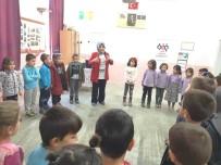 MAHREMIYET - Hisarcık'ta Çocuklara 'Mahremiyet' Konulu Eğitim