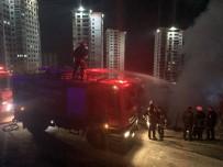 AHŞAP EV - Kastamonu'da Tek Katlı Ahşap Ev Yandı