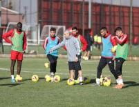 HALIS ÖZKAHYA - Lider Sivasspor, Gençlerbirliği Maçına Hazır