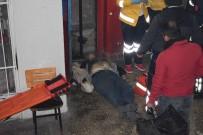 KıRAATHANE - Malatya'da Asansör Boşluğuna Düşen Şahıs Hayatını Kaybetti