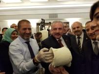 MUSTAFA ŞENTOP - Maraş Lezzetleri TBMM'de Milletvekillerine Sunuldu