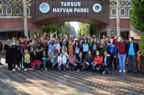 ENGELLİ ÖĞRENCİLER - Mersin Büyükşehir'den Engelliler İçin 'Gez, Gör, Hisset' Projesi