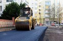 ETILER - Muratpaşa Mahallesi'nde Asfalt Çalışmaları Sürüyor