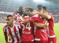 HAMZA HAMZAOĞLU - Sivasspor İle Gençlerbirliği 25. Randevuda
