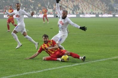 Süper Lig Açıklaması Yeni Malatyaspor Açıklaması 0 - Çaykur Rizespor Açıklaması 2 (Maç Sonucu)