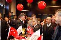 İZMIR MARŞı - TBB Başkanı Feyzioğlu Kayseri'de Oratoryoya Katıldı
