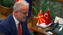 MUSTAFA ŞENTOP - TBMM Başkanı Şentop, Kuzey Makedonya'da 'Türk Kültürü' Sempozyumunda Konuştu Açıklaması