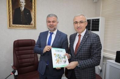 ÜNİ-DOKAP'ın Dönem Başkanlığı Recep Tayyip Erdoğan Üniversitesine Devredildi