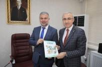 DEVİR TESLİM - ÜNİ-DOKAP'ın Dönem Başkanlığı Recep Tayyip Erdoğan Üniversitesine Devredildi