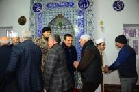 Vali Mustafa Masatlı Sabah Namazında Vatandaşlarla Buluştu
