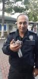 Yaralı Kumruya Polis Şevkati