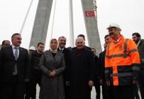 Binali Yıldırım Açıklaması 'Bu Proje Türk Mühendislerin Alın Terinin Ürünüdür'