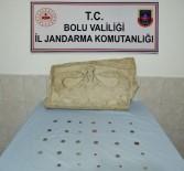 Bolu'da, Bizans Dönemine Ait 30 Parça Tarihi Eser Ele Geçirildi