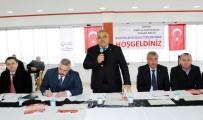 ESNAF ODASı BAŞKANı - ÇESOB Başkanlar Kurulu İskilip'te Toplandı