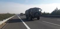 ZEYTIN DALı - Fırat'ın doğusundaki bazı birlikler Fırat'ın batısına kaydırılıyor