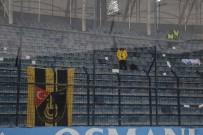 İSTANBULSPOR - İstanbulspor'a Deplasmanda Tek Kişilik Dev Destek