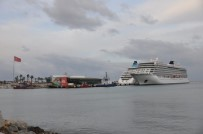 NORVEÇ - Kuşadası'nda Kruvaziyer Turizmi