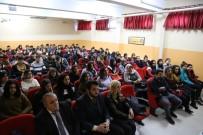 ÜNİVERSİTE SINAVI - Prof. Dr. Ersan Bocutoğlu, Hopa Ve Kemalpaşa'da Öğrencilerle Buluştu