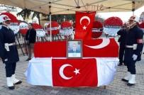 ÇAĞATAY HALIM - Şehit Uzman Onbaşı Ahmet Tunç Son Yolculuğuna Uğurlandı