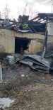 Sinop'ta Ahır Yangını Açıklaması 5 Büyükbaş Hayvan Telef Oldu