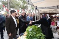 Türkiye'nin İlk Kadın Köy Pazarı Kepez'de Açıldı