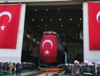 Türkiye'nin milli denizaltısı: Piri Reis