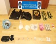 Yolcu Otobüsünde Uyuşturucu Ele Geçirildi Açıklaması 1 Gözaltı