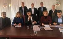 DİVAN KURULU - Zeynel Akdoğan Chp Kahta İlçe Başkanı Oldu