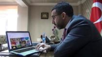 AK Parti Kars İl Başkanı Çalkın, AA'nın 'Yılın Fotoğrafları' Oylamasına Katıldı