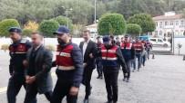 Antalya'da Suç Örgütü Operasyonu Açıklaması 8 Gözaltı