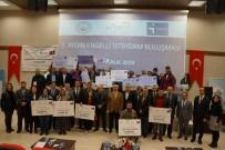 AYDIN VALİSİ - Aydın'da 26 Engelli Ve Eski Hükümlüye Hibe Çekleri Teslim Edildi