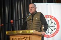 SERBEST BÖLGE - Başkan Sertaslan Açıklaması 'Soğutma Tesisi 390 Bin Konutun Saate Harcadığı Kadar Su Harcayacak'