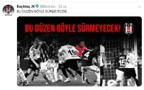 Beşiktaş Yönetiminden Avcı'ya Destek