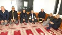 Burhaniye'de Camilerde Namaz Öncesi Sohbetleri İlgi Gördü