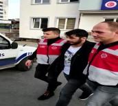 Cezaevi Firarisinin İkiz Kardeş Oyununu Polis Bozdu
