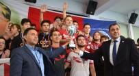 MEHMET ACET - DPÜ'de Düzenlenen Türkiye Sualtı Hokeyi Şampiyonası Sona Erdi