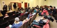 ENGELLİ ÖĞRENCİLER - GAÜN'de Engelli Öğrenci Çalıştayı Düzenlendi