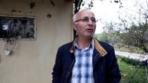YILDIRIM DÜŞTÜ - GÜNCELLEME - Antalya'da Şiddetli Rüzgar Ve Gök Gürültülü Sağanak