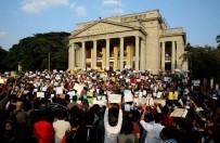 GÖZ YAŞARTICI GAZ - Hindistan'daki Gösterilerde Ölü Sayısı 23'E Yükseldi