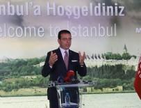 İBB Başkanı İmamoğlu'dan 'fayton' açıklaması