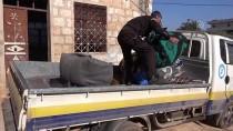 REYHANLI - İdliblilerin, Esed Rejimi Ve Rusya'nın Bombardımanlarından Kaçışı Sürüyor