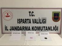 Isparta'da Jandarma'dan Uyuşturucu Operasyonu Açıklaması 9 Gözaltı