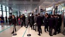 İLKER AYCI - İstanbul Havalimanı 50 Milyonuncu Yolcusunu Ağırladı