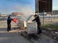 TAM GÜN - İzmit'te Caddeler 24 Saat Boyunca Temizleniyor