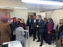 AHMET AYDIN - Kahta'da Kamu Yatırımları İncelendi