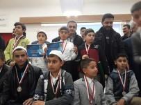 MUHAMMED ALI - Kahta Kur'an-I Kerim Güzel Okuma Yarışmasında İl Birincisi Oldu